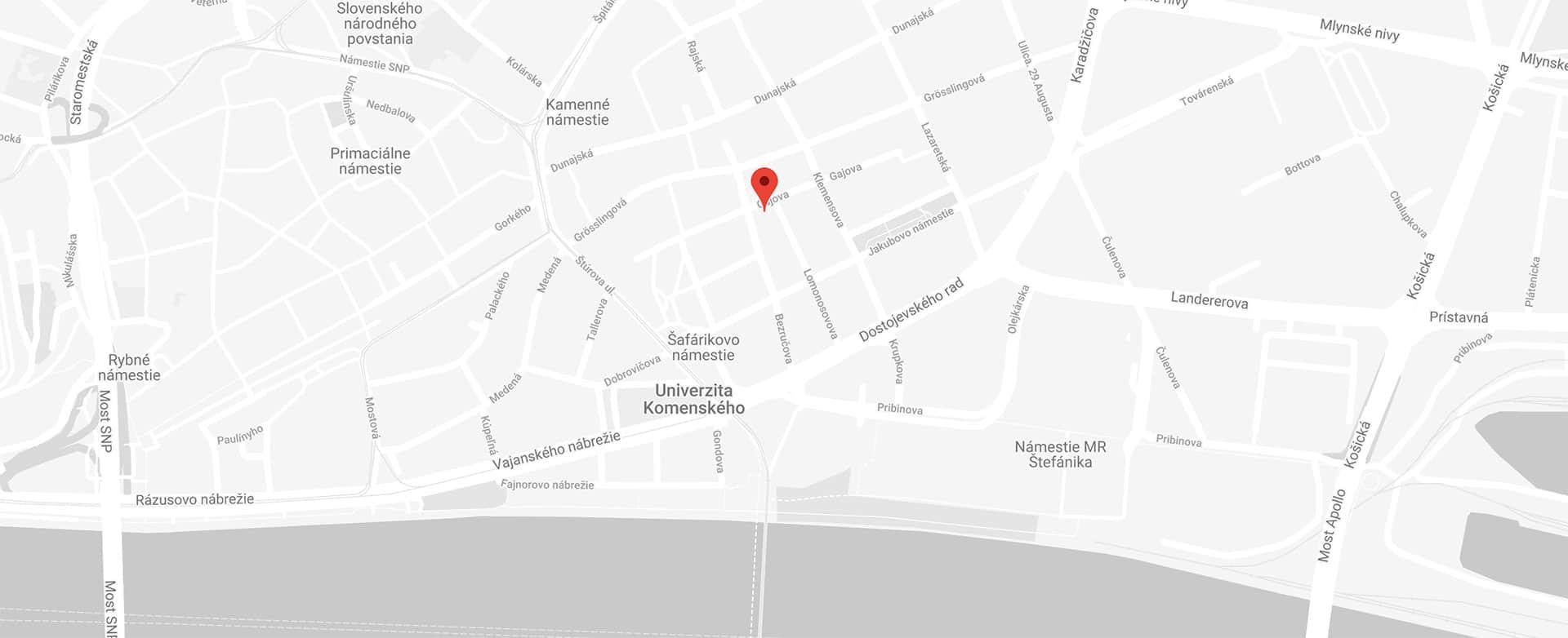 bb barborabrezova mapa lokalita